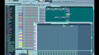 TUTORIAL: David Guetta ft. Sia - She Wolf [FL Studio 10 Remake / Instrumental] [HD]