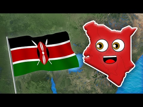 Kenya Geography/Counties of Kenya