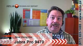 Headset Showdown Plantronics W410  Jabra Biz 2400  Jabra Pro 9470 with Audio Samples