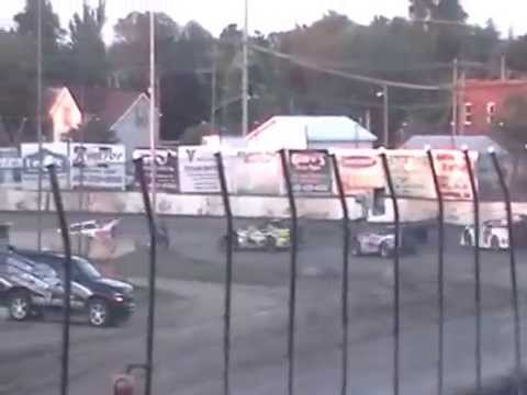 fremont speedway crate lm heat race