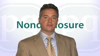 Nondisclosure Law Texas | Paul Quinzi | PQ Law