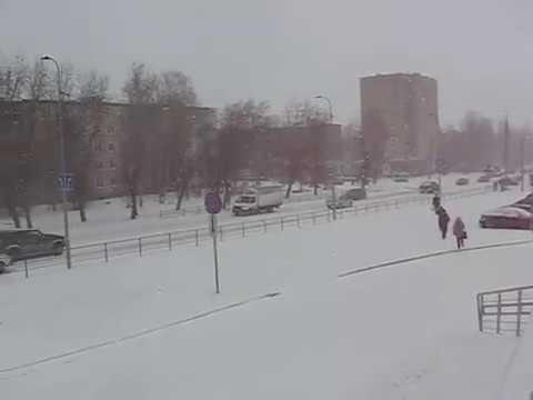 Середина весны 14 апреля 2017 Петрозаводск Карелия