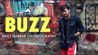 BUZZ - AASTHA GILL FT. BADSHAH | AWEZ DARBAR CHOREOGRAPHY