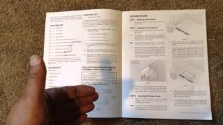 Cw Aspen Closet Door Installation (contractors Wardrobe)