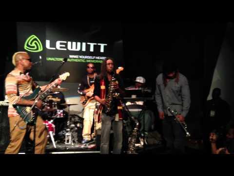 Ethan Farmer Lewitt Lounge Namm 2013