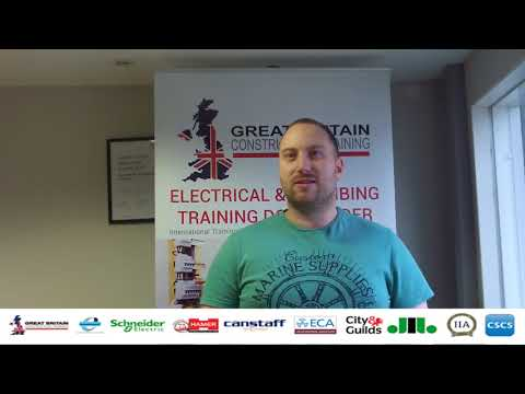 Ben, completed the NZ Electrical Programme October 2017