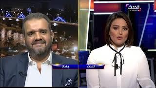 محمد الحلبوسي مرشح ائتلاف القوى لرئاسة البرلمان العراقي