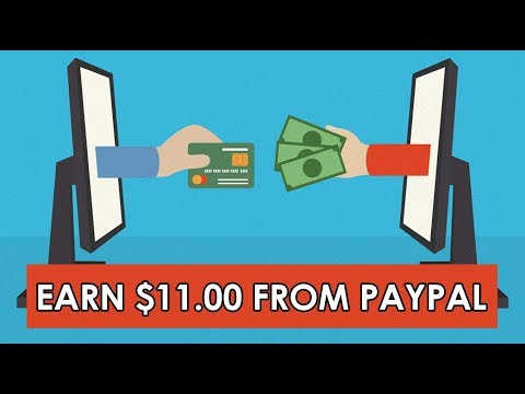 Earn $11.00+ Again and Again Fast PayPal Money (2019)