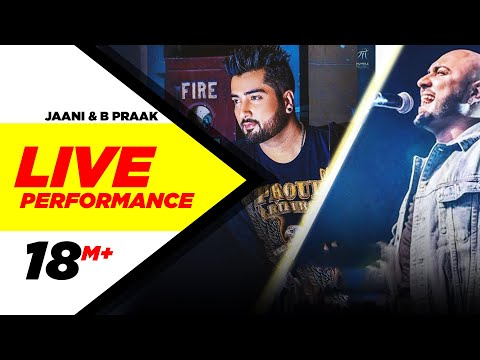 Jaani | B Praak | Urban Singh Crew |Live Performance | Royal Stag Radio Mirchi Awards 2017