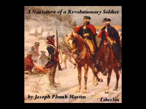 A Narrative Of A Revolutionary Soldier Some Of The Adventures Of