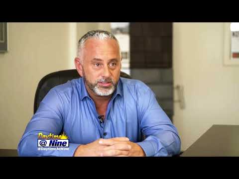 Fox News @ Nine interviews Mitchell Roofing