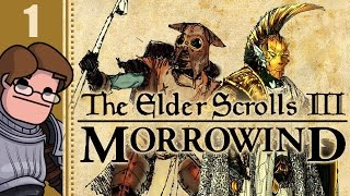 Let's Play The Elder Scrolls III: Morrowind Part 1 (Patreon Chosen Game)