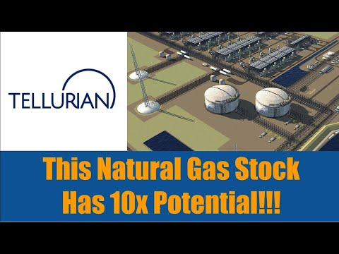 This Natural Gas Stock Could Be A 10 Bagger | Tellurian Inc. (TELL) Analysis