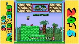 Luigi and the Island of Mystery (Remastered) [1of2] | Super Mario World Hack