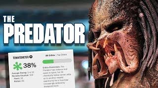 ANOTHER BAD PREDATOR FILM? - Movie Podcast