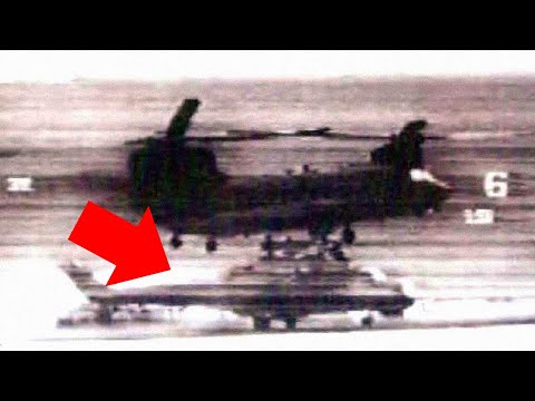 How the US Stole a Soviet Helicopter in the Middle of the Night - Operation Mount Hope III