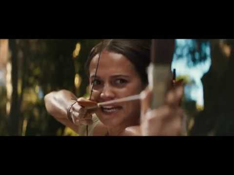 Tomb Raider 2018 Movie Trailer