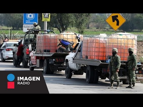 ¿Quién esta detrás del trafico de combustible en Puebla?