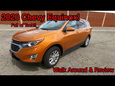 2020 Chevy Equinox Review! (First Car Review!)