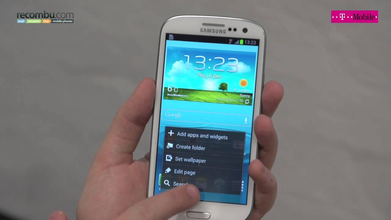 How To Change The LED Light On Samsung Galaxy S3