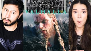 ASSASSIN'S CREED VALHALLA | Cinematic World Premiere Trailer | Ubisoft | Reaction
