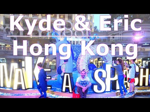 Hong Kong! | Let's Explore and Eat!