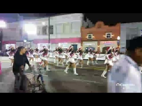desfile navideño Huntington parking. ca!