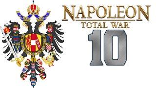 Napoleon Total War: DarthMod - Austria #10 (Gameplay PL Zagrajmy)