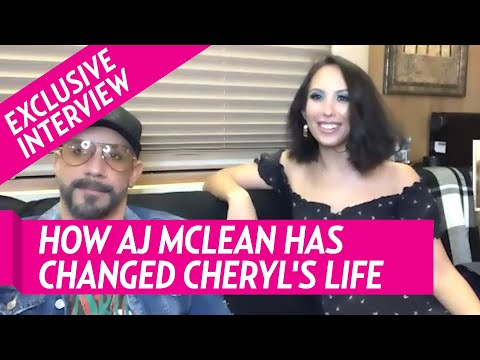 Cheryl Burke Details How AJ Has Changed Her Life  'We Talk Therapy'