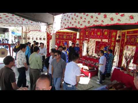 03- Lễ Cúng thầy Chúa - Đồng Hương Phú Quý, Tỉnh Bình Thuận
