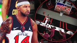 Close Game Against The Rebound GODS! Snagging Like Crazy! NBA 2K17 Pro Am Gameplay