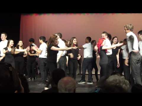 You're The One That I Want - Musical America 2013