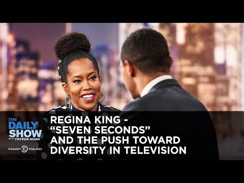 """Regina King - """"Seven Seconds"""" and the Push Toward Diversity in Television 