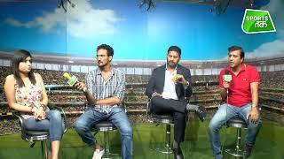 🔴 LIVE: Aaj Ka Agenda: Yuvraj Singh के 6 Sixes के वक्त क्या करे थी Team Sports Tak आप भी जानिए