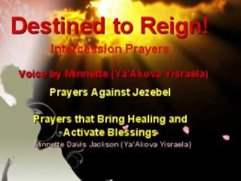 Prayers Against the Spirit of Jezebel