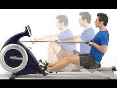 10 Benefits of Rowing Machines - YouTube