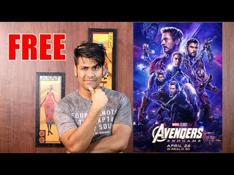 Avengers ENDGAME & Torrent Links ? | TRAP !!