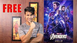 Avengers ENDGAME & Torrent Links ? | TRAP !!