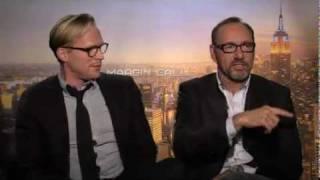 NY1 Movie Interview - Margin Call