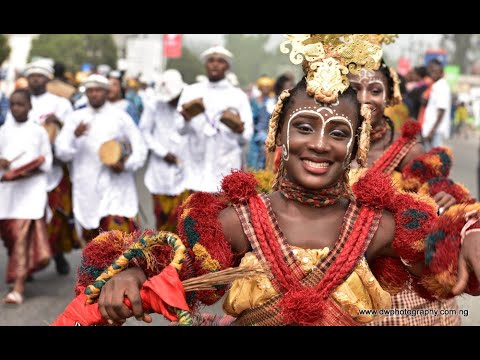 Download PRIDE OF THE EFIK NATION │Colourful Cultural Festities │ Calabar Heritage