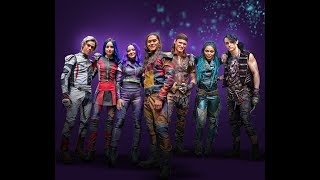 DESCENDANTS 3 - DESCENDIENTES 3 - OFICIAL OFICIAL OFICIAL THE CAST NEWS