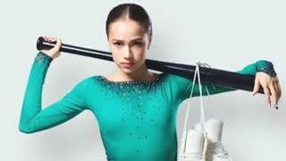 Алина Загитова, Мария Шарапова в числе самых популярных спортсменок мира