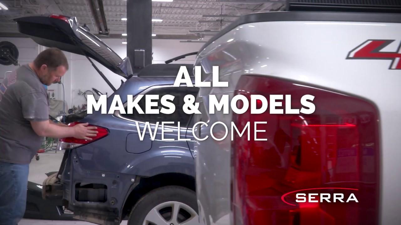 SerraTC Body Shop - Northern Michigan Collision Center Jobs
