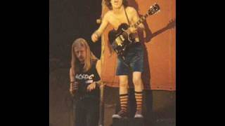 AC/DC - School Days - Live