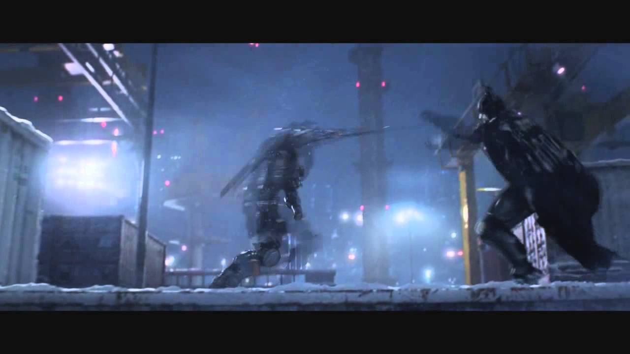 Download Batman vs Deathstroke Animated Fight
