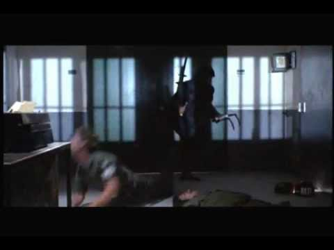 American Ninja: Michael Dudikoff  vs The Black Star Ninja