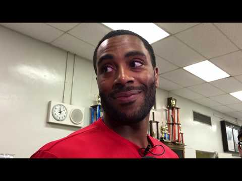 Wayne Ellington on staying with Miami Heat, possible Dwyane Wade return, playing with Kelly Olynyk