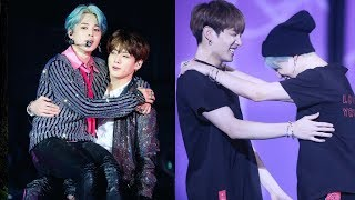 jikook moments LY tour 2018