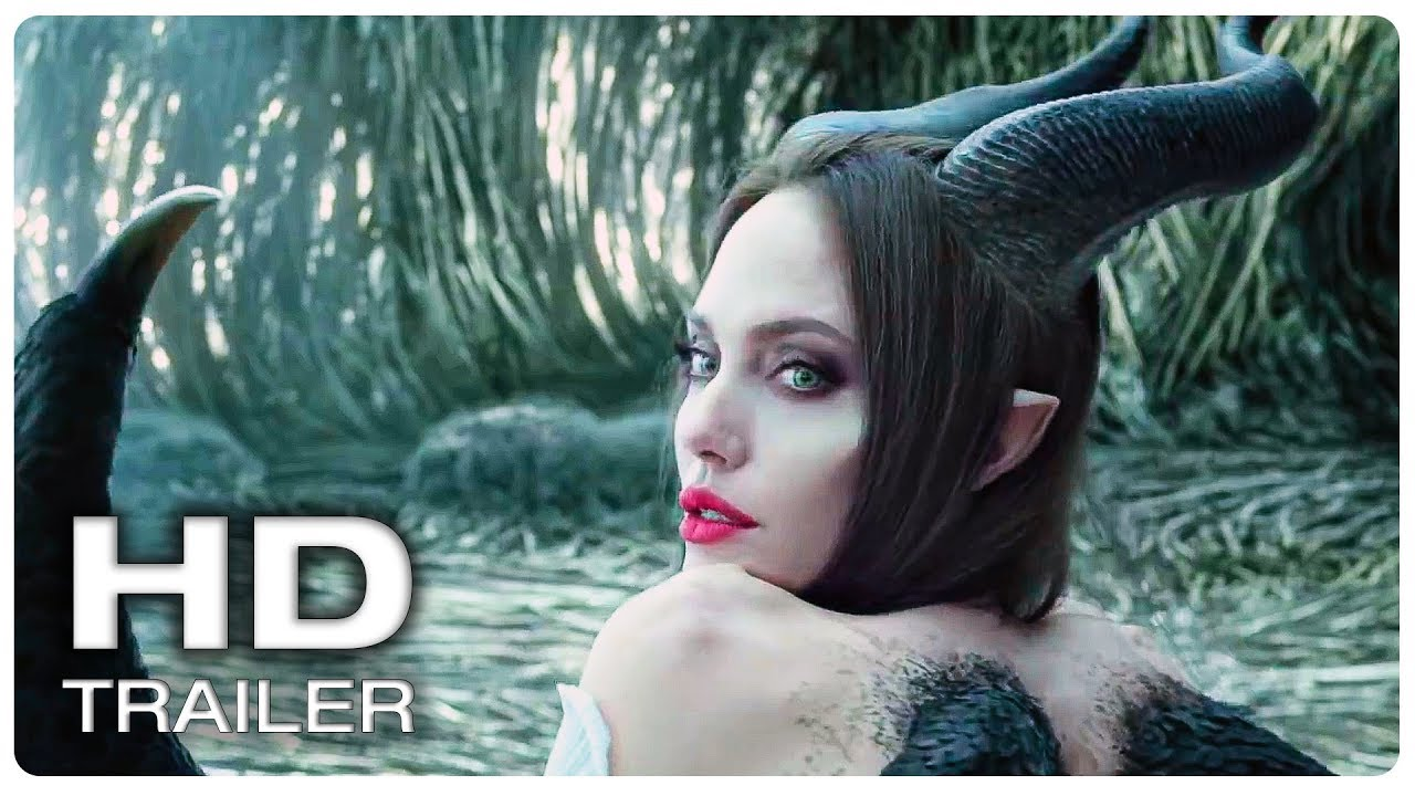 Maleficent 2 Mistress Of Evil Final Trailer 3 New 2019 Angelina Jolie Disney Movie Hd