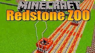Der JO hat jetzt ein Problem! - Minecraft Redstone Zoo #16